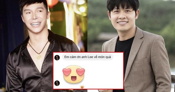 Lộ tin nhắn nhạc sĩ Nguyễn Văn Chung cảm ơn Nathan Lee vì món quà giữa lùm xùm bán hit