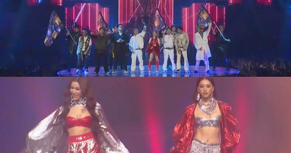 Hé lộ 2 sân khấu cực hot của Rap Việt All-Star Concert: 8 thí sinh Chung kết hòa giọng nổi da gà, Minh Tú và Tiểu Vy 'đốt mắt' trên sàn diễn!