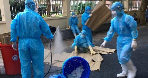 Giám đốc điều hành Công ty TNHH Hosiden trú tại quận Cầu Giấy dương tính SARS-CoV-2, Hà Nội khẩn trương truy vết