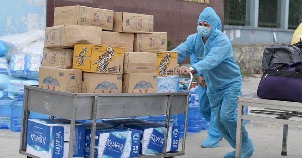 2 bố con dương tính với SARS-CoV-2 liên quan Bệnh viện K Tân Triều