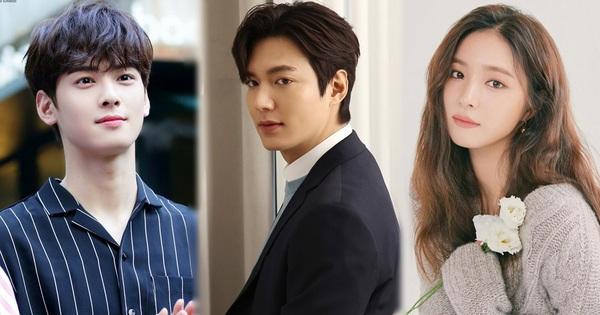 6 'thần đơ đại hiệp' ở màn ảnh Hàn: Lee Min Ho chuẩn bình hoa di động, trùm cuối đến cả fan cuồng cũng chẳng bênh nổi