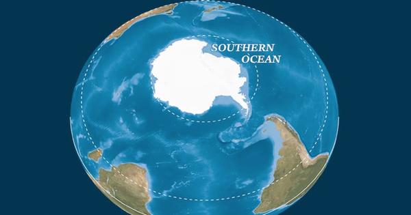 '5 châu 4 bể' chính thức là câu nói lỗi thời: Thế giới vừa có thêm đại dương thứ 5