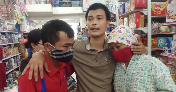 Vụ tài xế bẻ lái cứu 2 người đi đường: 'Vợ chồng họ rất khó khăn, người chồng bị điếc nên không nghe rõ còi xe'