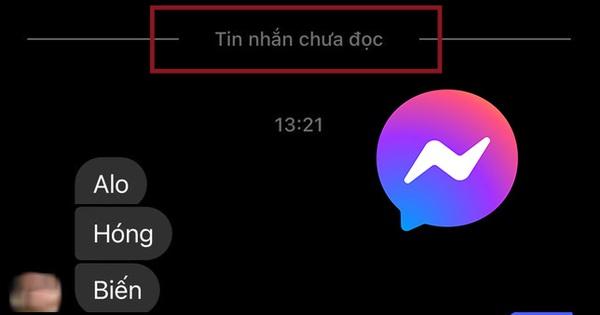 Messenger vừa có tính năng mới, người dùng khỏi lo tình trạng 'bỏ quên' không đọc!