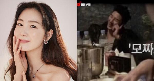 Chưa hết biến: Choi Ji Woo bị tố cặp kè chủ tịch, 'tẩy trắng' cho chồng từ trai bao thành CEO nhưng lại bị cắm sừng?