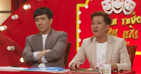 Thách Thức Danh Hài & loạt ồn ào: Trấn Thành bị thí sinh tát, NS Hoài Linh rút khỏi ghế nóng do lùm xùm
