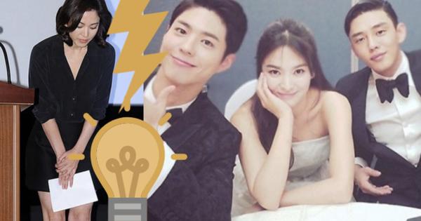 Tuyển tập phốt chấn động của Song Hye Kyo: Từ đại gia bao nuôi đến ngoại tình với bạn của chồng, sốc nhất lần cúi gập xin lỗi
