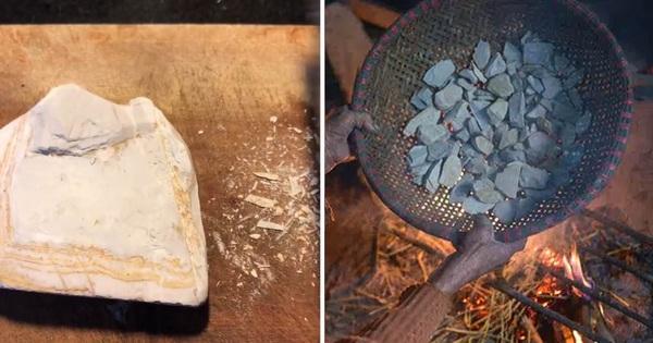 Hoá ra ở Việt Nam còn có một loại đất có thể ăn được: ''Cạp đất mà ăn'' là có thật sao?
