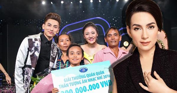Phi Nhung giải thích lý do giữ 200 triệu đồng tiền thưởng quán quân của Hồ Văn Cường suốt 5 năm, netizen đồng loạt có chung 1 quan điểm!