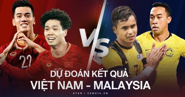 CĐV Malaysia tuyên bố sẽ thắng Việt Nam 7-0, thế còn CĐV nước mình ơi, các bạn dự đoán kết quả trận đấu ra sao nhỉ?
