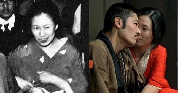 Vụ án mạng ở phim có cảnh nóng thật 100% xứ Nhật: Kỹ nữ giết tình nhân rồi cắt lìa một bộ phận, động cơ và số năm tù gây tranh cãi kịch liệt