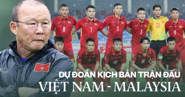 Trước giờ G, đoán xem kịch bản trận Việt Nam - Malaysia ra sao: Thủ môn đội bạn ôm cột khóc, Công Phượng - Văn Toàn sẽ ghi bàn?
