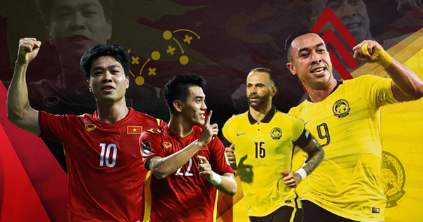 Trực tiếp Malaysia vs Việt Nam: Công Phượng, Văn Hậu đá chính