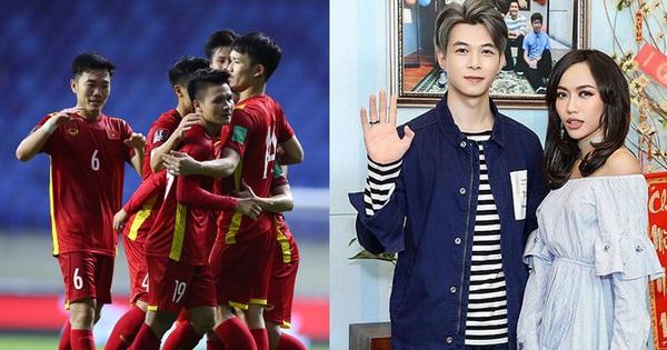 Trước giờ G đấu Malaysia, Diệu Nhi bắt trend 'Việt Nam thắng thay avatar', nhưng sao bị spam 1 đống tên Anh Tú thế này?
