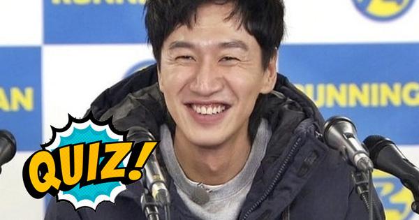 Quiz: Bạn có hiểu hết về Kwang Soo sau nhiều năm theo dõi Running Man?
