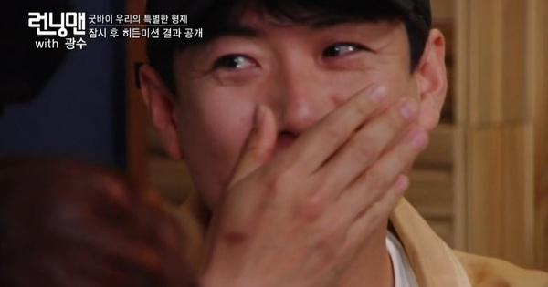 Se Chan khóc gục xuống bàn, So Min và PD nhòe lệ khi chia tay Kwang Soo