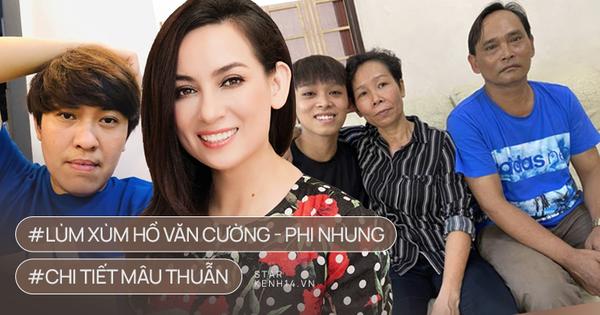 Bố mẹ Hồ Văn Cường, Phi Nhung và quản lý lần lượt bị thánh soi 'đưa lên thớt': 101 điểm mâu thuẫn trong phát ngôn lồ lộ mà ít ai để ý?