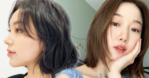 Trời 40 độ đừng cắt kiểu tóc ngắn này nếu không sẽ chết ngốt bạn ơi!