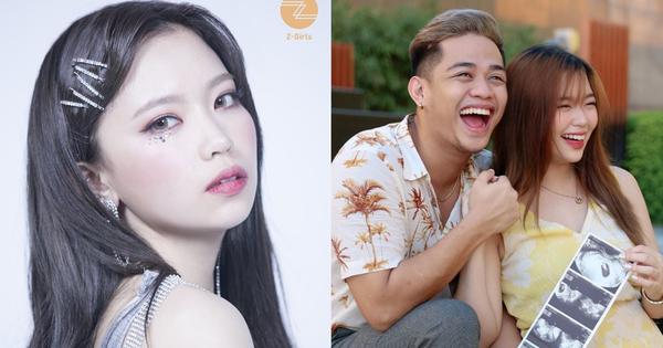 Leader nhóm Kpop có thành viên người Việt không quay lại Hàn vì mang thai: Netizen chỉ trích nhưng vẫn chúc mẹ tròn con vuông