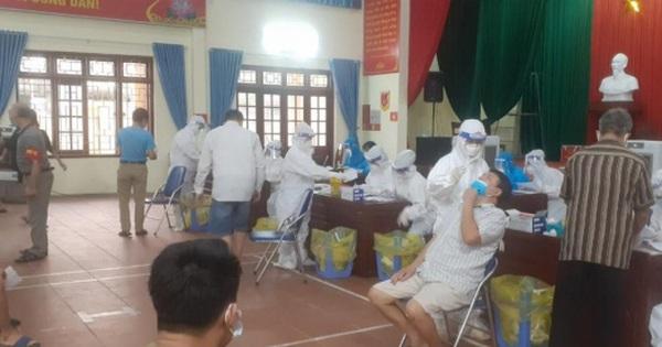 Bắc Ninh đặt quyết tâm 14 ngày nữa sẽ khống chế được dịch COVID-19