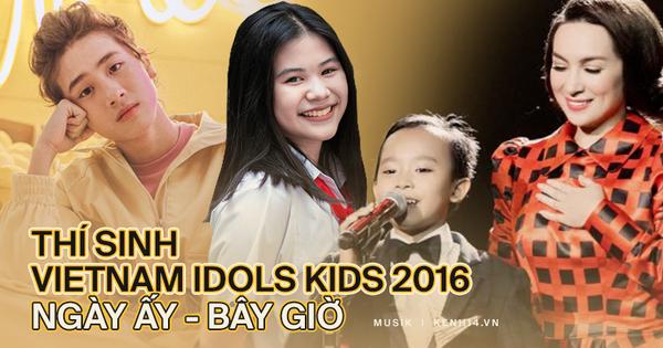 Nhìn lại Hồ Văn Cường và dàn thí sinh Vietnam Idol Kids 2016: Người dính thị phi, người thành hot boy, kẻ lại ''mất hút''