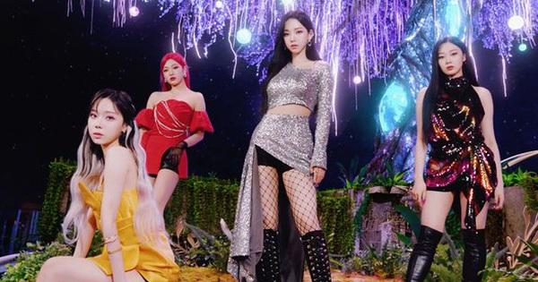 Bị chê tơi tả mà MV của aespa lại đạt 100 triệu views nhanh nhất nhóm nữ nhà SM, gen 4 chỉ xếp sau đại diện JYP