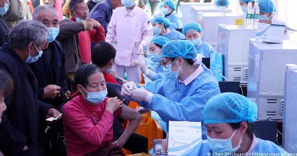 Dẫn đầu thế giới, Trung Quốc sắp tiêm xong 1 tỉ liều vắc-xin