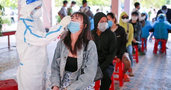 Đà Nẵng thêm 18 trường hợp dương tính SARS-CoV-2 từ...