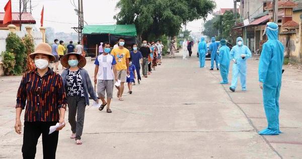 Bắc Ninh phát thông báo khẩn tìm người liên quan đến...