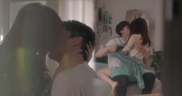 Cảnh nóng 19+ giúp Nevertheless leo top TikTok Việt, fangirl vừa đau lòng vừa quắn quéo vì Song Kang