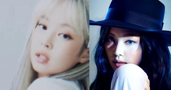 Jennie là thành viên đầu tiên tung teaser comeback, fan BLACKPINK kêu trời vì YG thuê thiết kế 'phèn' quá đi mất!