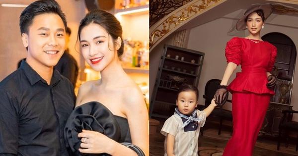 Hoà Minzy khoe món quà sinh nhật đặc biệt tặng ông xã, hóa ra liên quan đến chi tiết từng công bố của bé Bo?