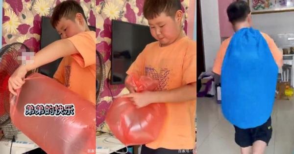 Nghĩ ra 'diệu kế' tránh nóng ở trường, cậu bé nào ngờ phải nhận về cái kết bi thương, vậy mà cả 'cõi mạng' chỉ biết ôm bụng cười ngặt nghẽo