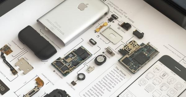 'Mổ bụng' xem 'nội tạng' của những mẫu iPhone để thấy Apple đã tỉ mỉ và cầu toàn đến thế nào!