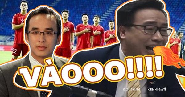Dàn BLV bóng đá nghe tiếng đến 'mòn cả tai': Biên Cương như 'đứa con thần gió', Quang Huy hay Quốc Khánh đều không phải dân nhà nòi