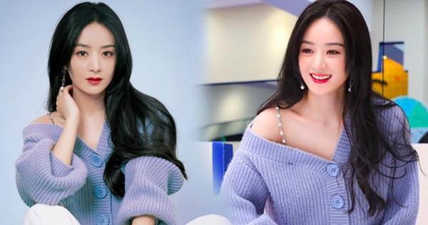 Phụ nữ đẹp nhất khi không thuộc về ai: Triệu Lệ Dĩnh bùng nổ visual xuất sắc trên show, Phùng Thiệu Phong có tiếc không?