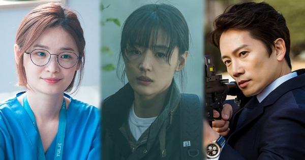 Đài tvN khoe loạt bom tấn Hàn nửa cuối 2021: Đến bao giờ mới được thấy 'mợ chảnh' Jun Ji Hyun tái xuất đây?
