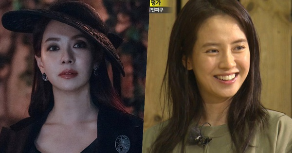 'Mợ Ngố' Song Ji Hyo quyến rũ hết nấc trong phim mới, sang chảnh khác hẳn lúc quay Running Man