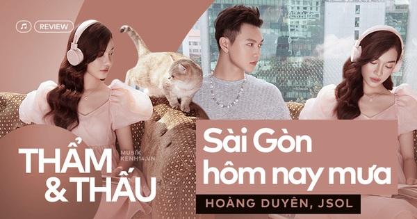 Sài Gòn Hôm Nay Mưa: Sáng tác đầu tay của Hoàng Duyên có vượt qua cái bóng Sài Gòn Đau Lòng Quá?