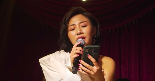 Trung tâm Bảo vệ Quyền tác giả Âm nhạc Việt Nam cho biết Văn Mai Hương đã xin phép quyền biểu diễn nhưng việc phát hành cần kiểm tra lại?
