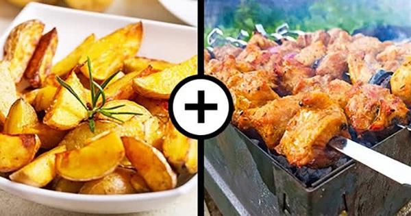 5 cặp thực phẩm là 'kẻ thù không đội trời chung', đừng ăn cùng nhau nếu không muốn rước họa lớn vào thân