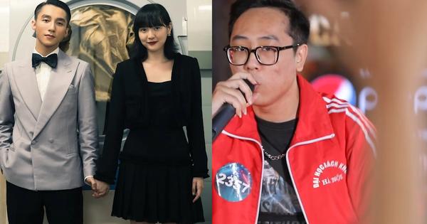 Thí sinh Rap Việt đưa Sơn Tùng - Hải Tú vào phần thi, vừa hết câu đã bị ra dấu dừng nhạc!