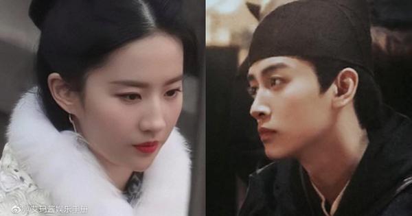 Lưu Diệc Phi trẻ đẹp y như Tiểu Long Nữ 15 năm trước ở phim mới, ngó qua góc nghiêng của Trần Hiểu còn 'hú hồn' hơn
