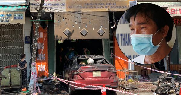 Người cha đau đớn nhận cuộc gọi cầu cứu cuối cùng của con gái trong vụ cháy 4 người tử vong: 'Ba ơi, cháy rồi, qua cứu chúng con với'