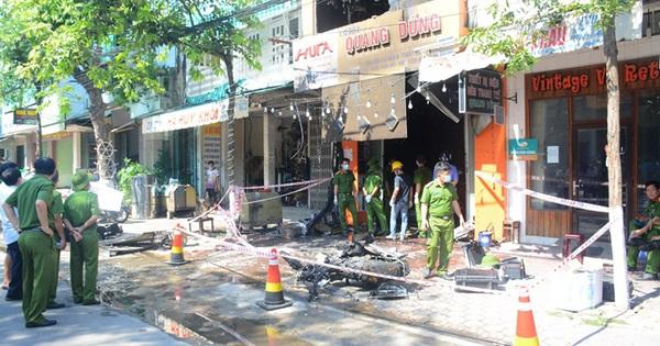 Ảnh: Hiện trường kinh hoàng vụ cháy nhà khiến cả gia đình 4 người chết thảm
