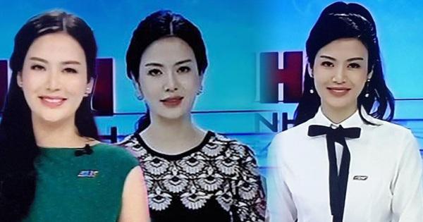 Nhìn lại nhan sắc không tuổi của Hoa hậu Thu Thủy khi làm MC truyền hình trước lúc qua đời