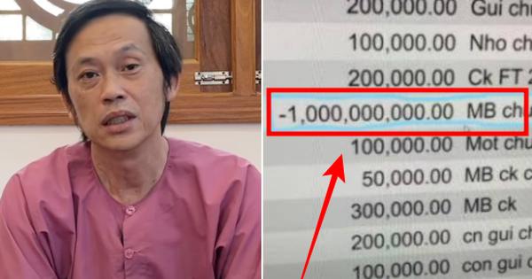 MXH lan truyền sao kê ngân hàng chưa công bố được cho là của NS Hoài Linh: Số tiền từ thiện thực tế lên đến 22 tỷ, có 1 tỷ giao dịch đáng ngờ?