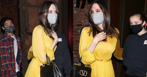 Angelina Jolie tổ chức sinh nhật tuổi 46 cùng 6 người con, cặp sinh đôi chiếm trọn spotlight của mẹ luôn rồi!