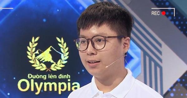 Nam sinh Hà Nội xác lập kỷ lục 21 năm phát sóng Đường Lên Đỉnh Olympia, đọc profile mới biết quá đỉnh, đích thị 'thần đồng' rồi!