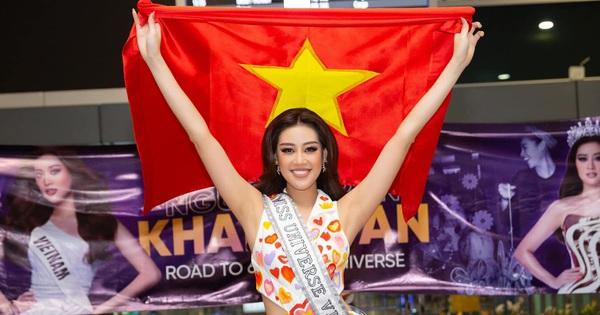Sau 3 tuần mắc kẹt ở Mỹ vì Covid-19, Khánh Vân đã có thể trở về Việt Nam và đây là thời gian lịch trình cụ thể